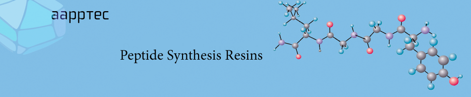 peptide synthesis resins